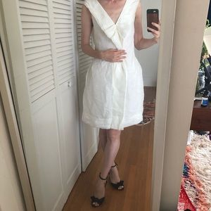 Gorgeous romantic and dreamy white dress